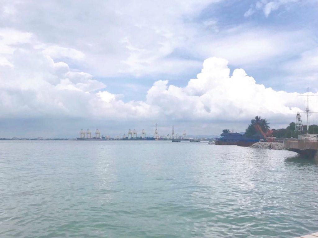 ペナン島の海
