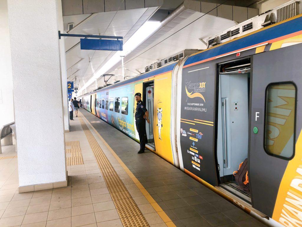 マレー鉄道の車両