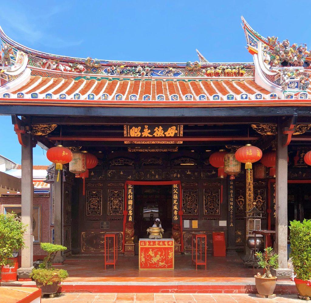 チェン・フーン・テン・テンプルの礼拝堂