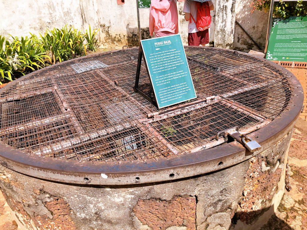 ハンリーポーの井戸
