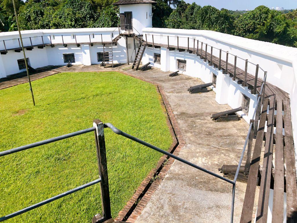 マルゲリータ砦の監視所2